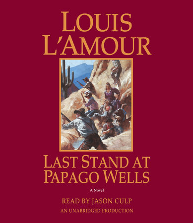 Last Stand at Papago Wells cover