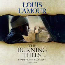 The Burning Hills Cover