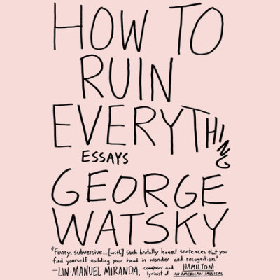 How to Ruin Everything cover
