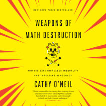 Weapons of Math Destruction Cover