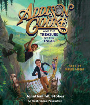 Addison Cooke and the Treasure of the Incas Cover