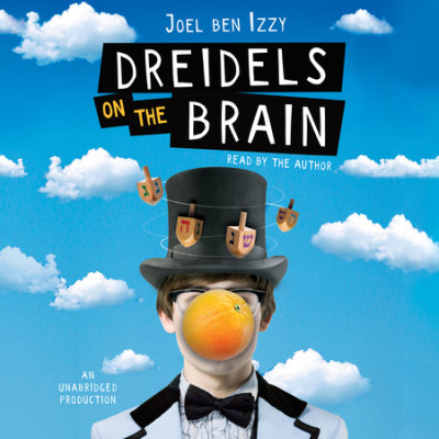Dreidels on the Brain cover