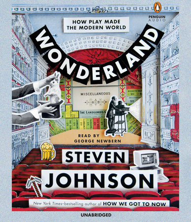 Wonderland by Steven Johnson