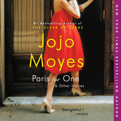 Paris for One and Other Stories cover