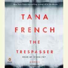 The Trespasser Cover