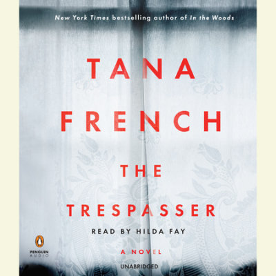 The Trespasser cover