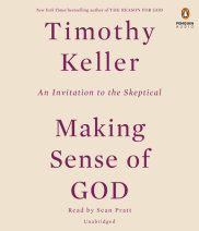 Making Sense of God Cover