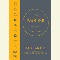 The Wander Society Cover
