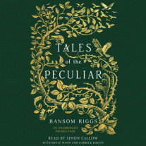 Tales of the Peculiar Cover