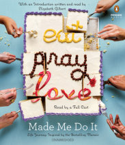 Eat Pray Love Made Me Do It Cover