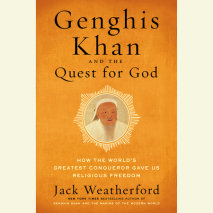 Genghis Khan and the Quest for God Cover