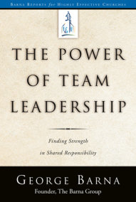 The Power of Team Leadership