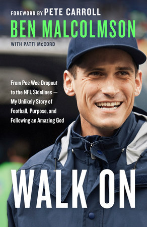 Walk On by Ben Malcolmson and Patti McCord