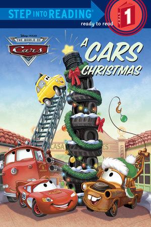 A Cars Christmas (Disney/Pixar Cars) by Melissa Lagonegro and RH Disney