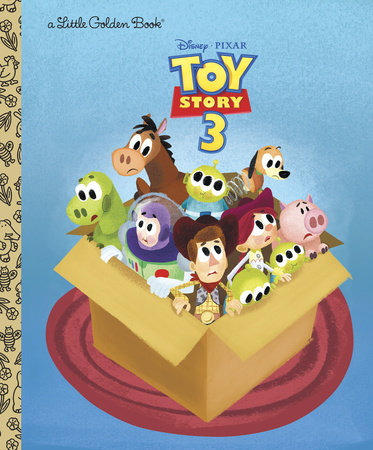Spring Into Action! (Disney/Pixar Toy Story 3) by Annie Auerbach