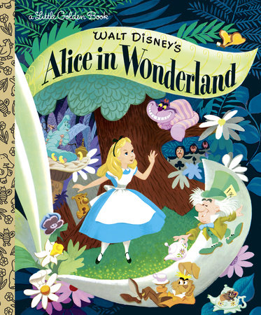 Walt Disney's Alice in Wonderland (Disney Classic) by RH Disney