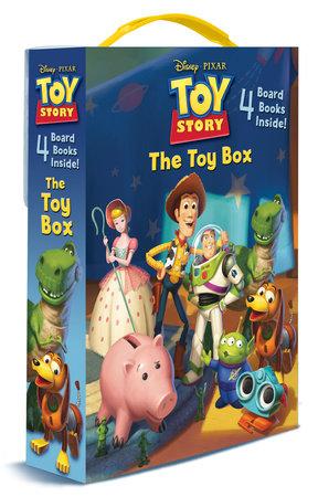 The Toy Box (Disney/Pixar Toy Story) by Kristen L. Depken