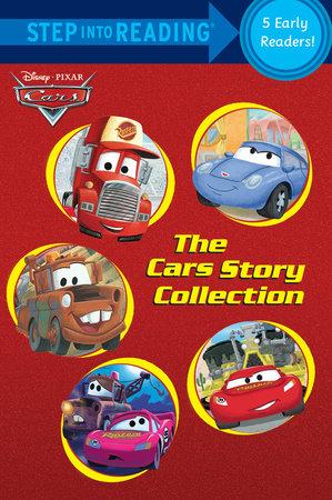 Five Fast Tales (Disney/Pixar Cars) by Various