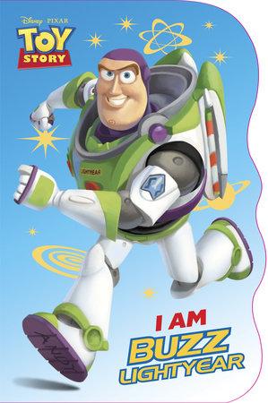 i am buzz lightyear disney pixar toy story by mary tillworth