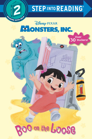 Boo on the Loose (Disney/Pixar Monsters, Inc.) by Gail Herman