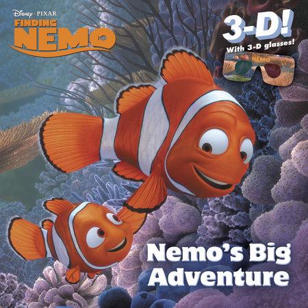 Nemo's Big Adventure (Disney/Pixar Finding Nemo) by Billy Wrecks