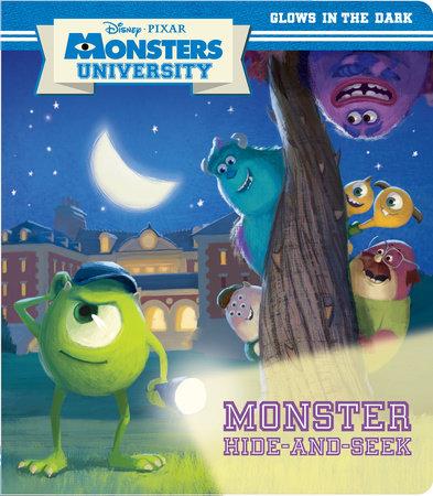 Monster Hide-and-Seek (Disney/Pixar Monsters University) by RH Disney