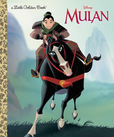 Mulan Disney Princess 9780736430531 Penguinrandomhouse Com Books