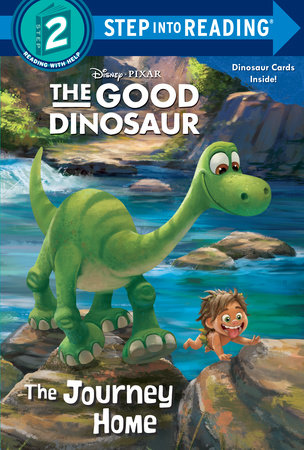 The Journey Home Disney Pixar Good Dinosaur By Bill Scollon