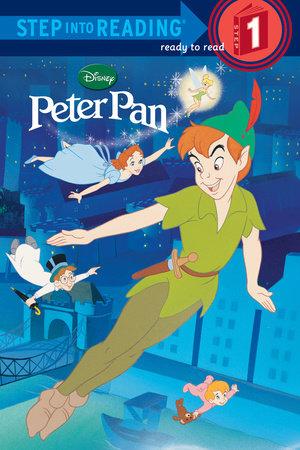 Peter Pan Step into Reading (Disney Peter Pan) by RH Disney
