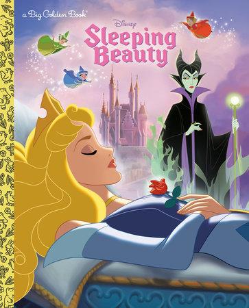 Sleeping Beauty Big Golden Book Disney Princess By Rh Disney 9780736432337 Penguinrandomhouse Com Books