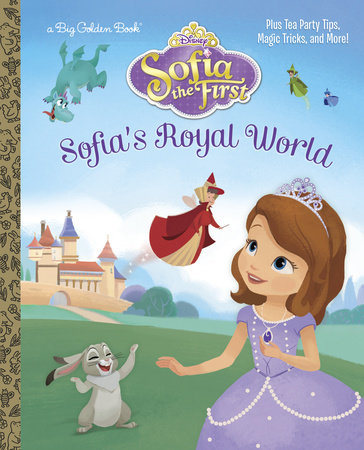 Sofia S Royal World Disney Junior Sofia The First By Andrea