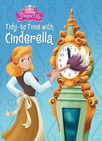 Tidy-Up Time with Cinderella (Disney Princess)