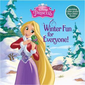 Winter Fun for Everyone! (Disney Princess)