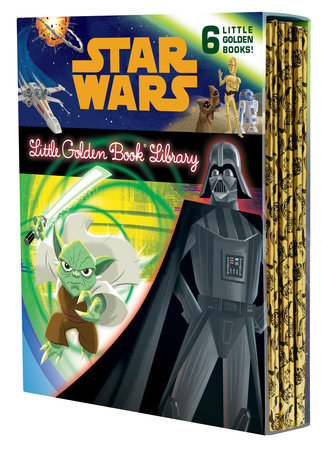 The Star Wars Little Golden Book Library (Star Wars) by Various