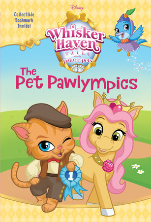 The Pet Pawlympics Disney Palace Pets Whisker Haven Tales By Tennant Redbank