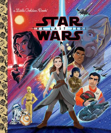 Star Wars: The Last Jedi (Star Wars) by Elizabeth Schaefer