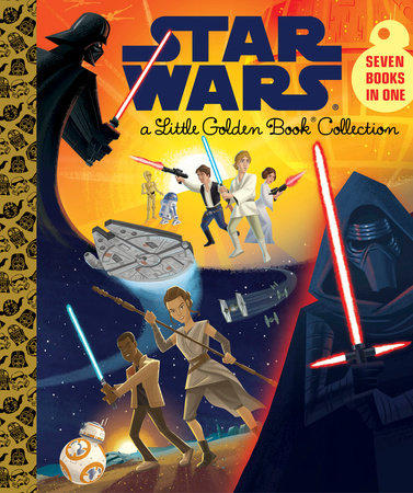 Star Wars Little Golden Book Collection (Star Wars) by Golden Books