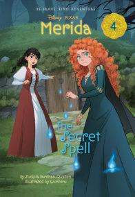 Merida #4: The Secret Spell (Disney Princess)