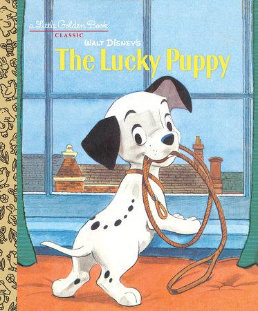 Walt Disneys The Lucky Puppy Disney Classic By Jane Werner Watson