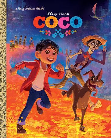 Coco Big Golden Book (Disney/Pixar Coco)