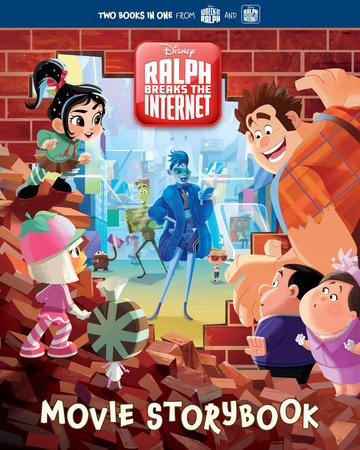 Wreck-It Ralph 2 Movie Storybook  (Disney Wreck-It Ralph 2)