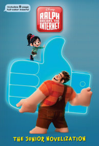Ralph Breaks the Internet: The Junior Novelization (Disney Wreck-It Ralph 2)