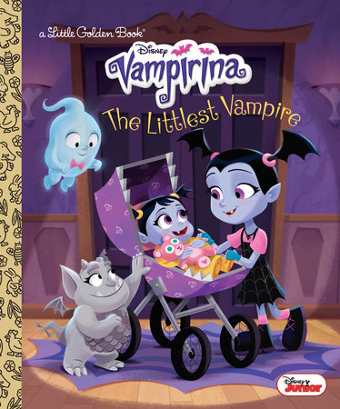 The Littlest Vampire (Disney Junior Vampirina)