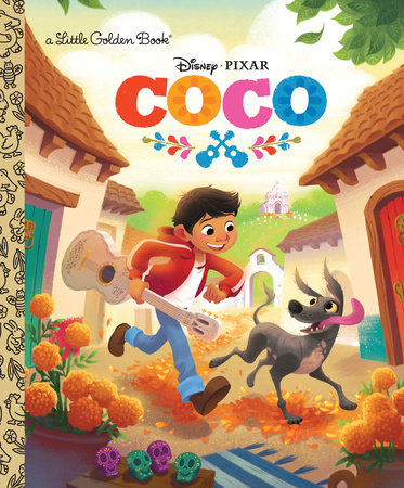 Coco Little Golden Book (Disney/Pixar Coco) by RH Disney; illustrated by The Disney Storybook Art Team