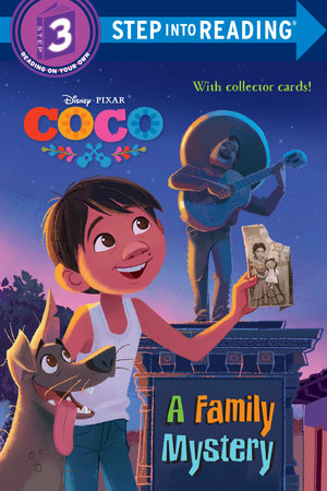 A Family Mystery (Disney/Pixar Coco) by Sarah Hernandez; illustrated by The Disney Storybook Art Team