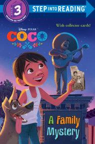 A Family Mystery (Disney/Pixar Coco)