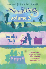 The Never Girls Volume 3: Books 7-9 (Disney: The Never Girls)