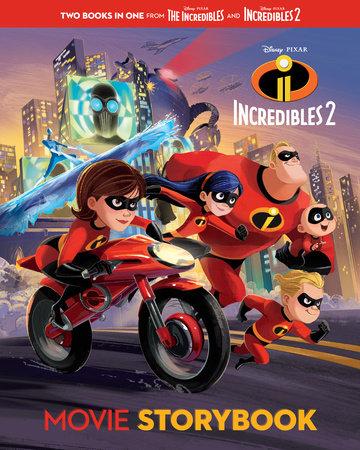 incredibles 2 movie storybook disney pixar the incredibles 2 by rh