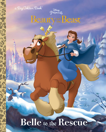 Beauty And The Beast Disney Ebook