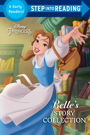 belle s story collection disney beauty and the beast by rh disney